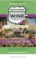 North Sierra Wine Trail